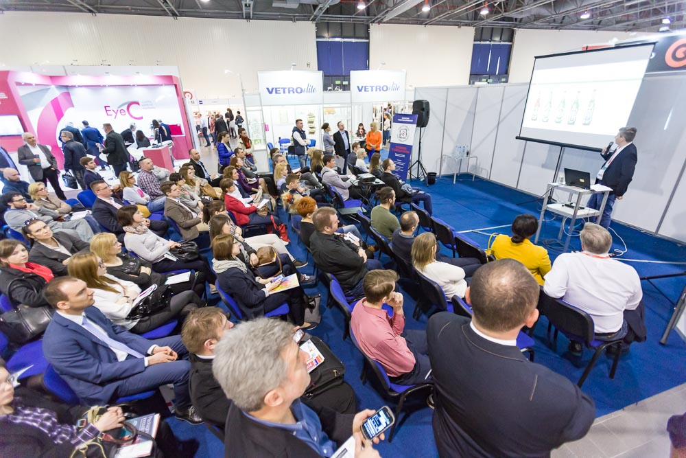 workshops targi opakowań, Packaging Innovations