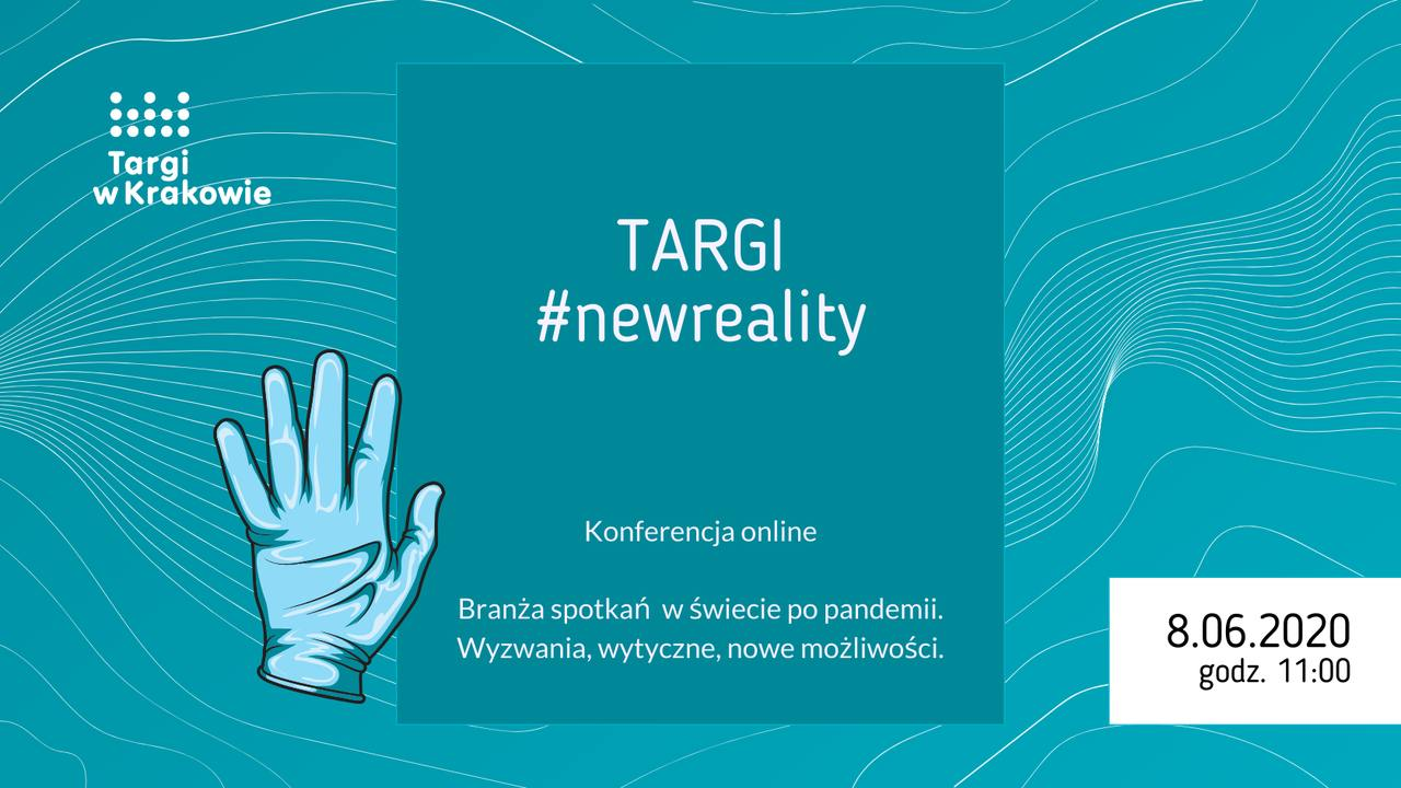 Grafika Targi NEW REALITY