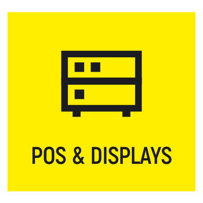 pos & display