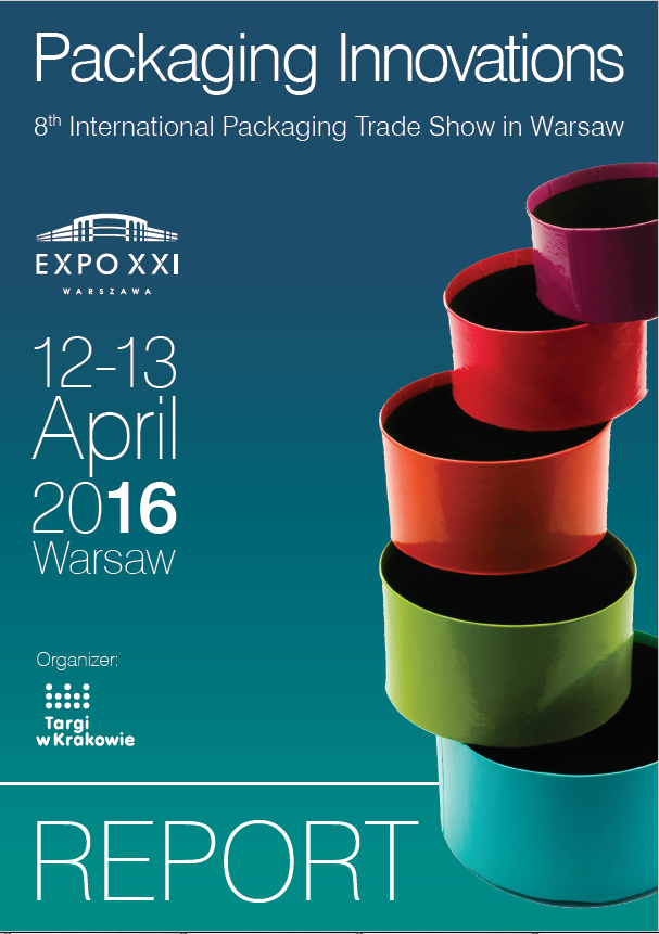 Downolad REPORT about Packaging Innovations Trade Fair 2016
